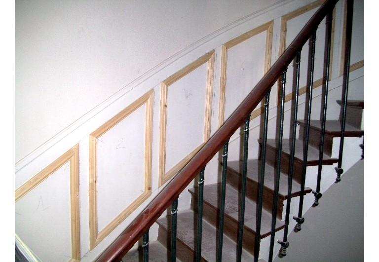 Habillage Bois Interieur : Habillage int?rieur de murs en bois